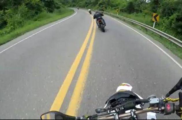 Rugen las motos de alto cilindraje en Colombia