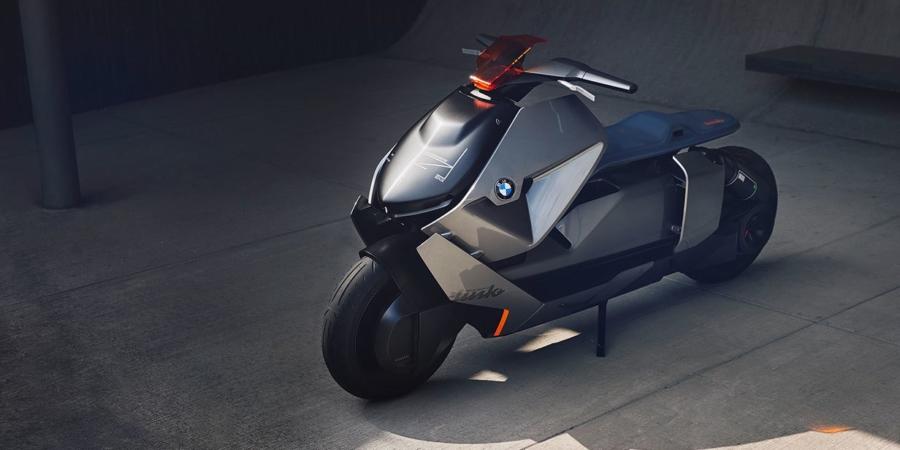BMW Motorrad concepto Link, de la moto urbana del futuro