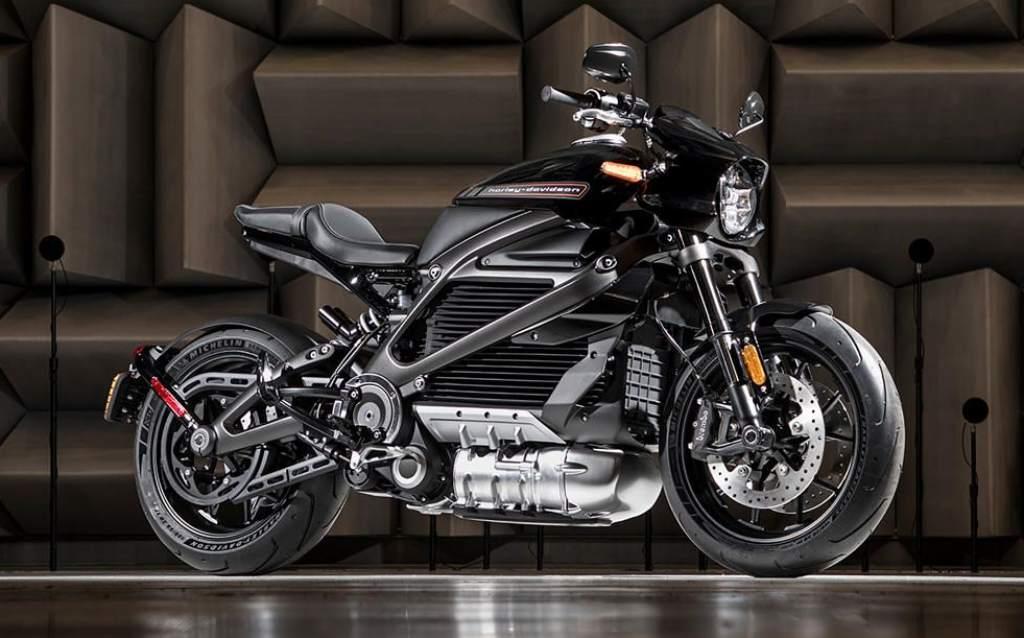 LiveWire, primera moto eléctrica de la Harley-Davidson